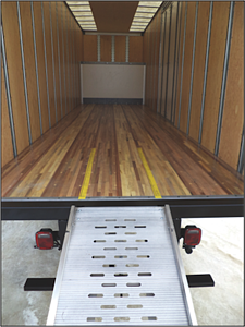 Yellow-lines-moving-truck