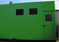 Shelter-green