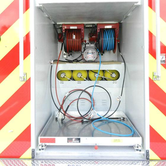 fire department combination rescue