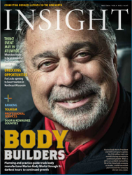 Marion Body Works is Cover Story of Insight Magazine