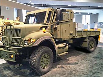 Marion Body Works to Manufacture Custom Cargo Bodies for Navistar Defense