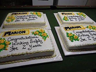 Marion Body Works Celebrates Two Years of Working Safely