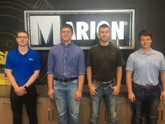 Marion Continues to Equip the Next Generation