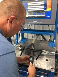 Marion On the Cutting Edge of Welding