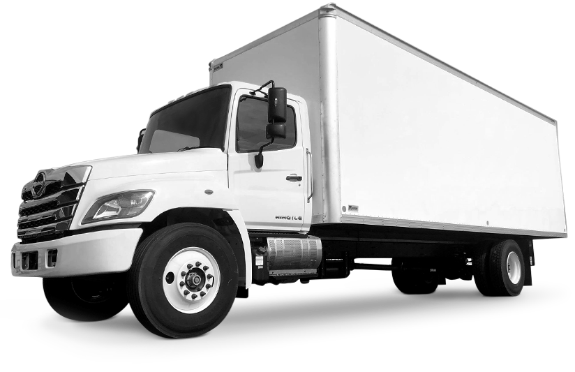 Left-facing Truck