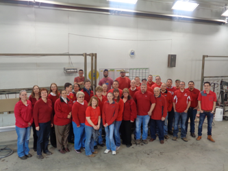 Marion Body Works, Inc Supports the American Heart Association