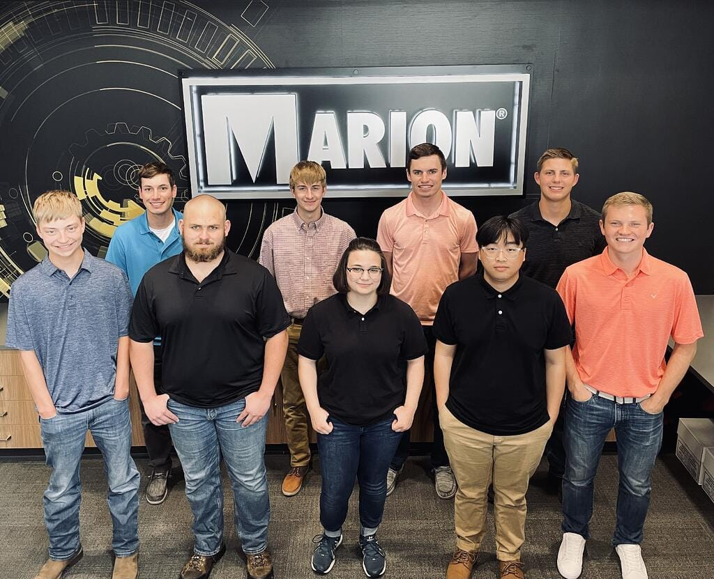 Marion Body Works Fosters Young Professionals Through Internship Program