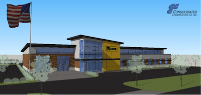 Consolidated Construction and Marion Body Works Announce Expansion Project