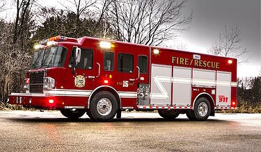 Marion Body Works Introduces New RPM-PF Rescue Pumper