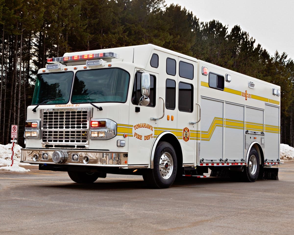 Tomahawk Fire Department
