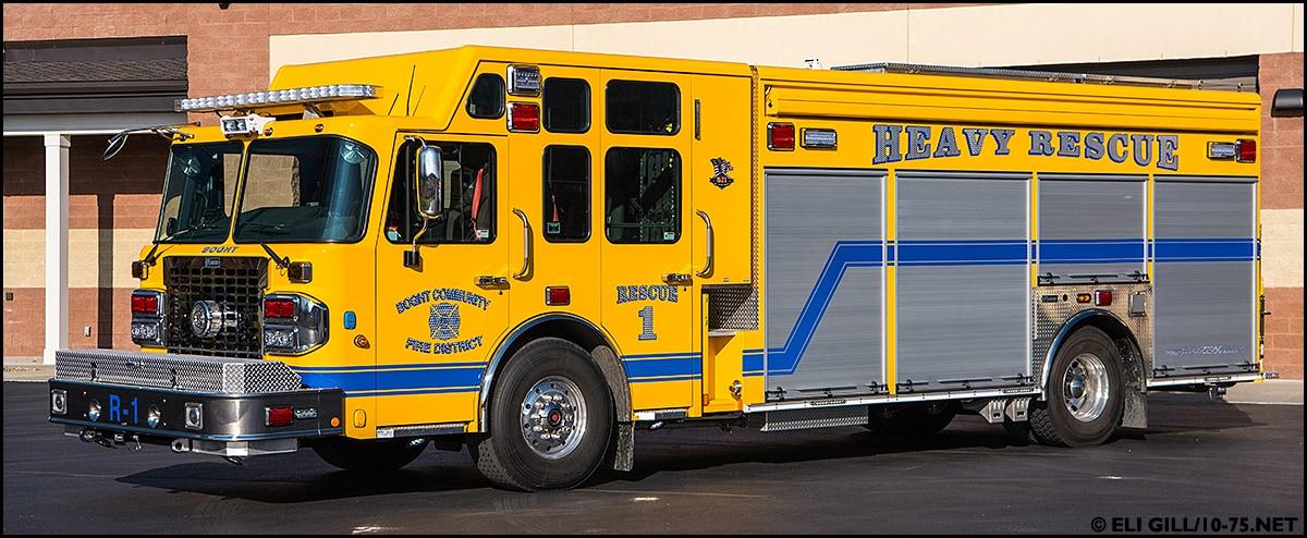 Boght Community Fire District