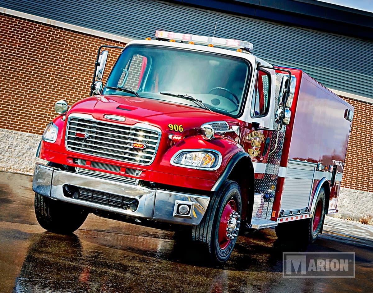 Luxemburg Fire Department
