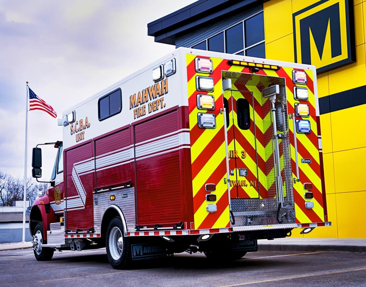 Mahwah Fire Department