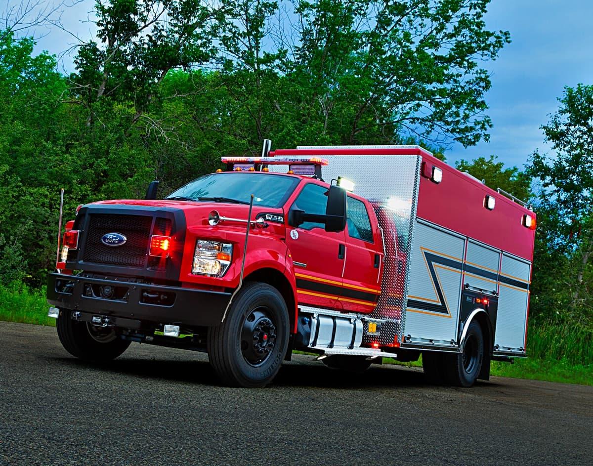 Polk-Jackson-Perry Fire District
