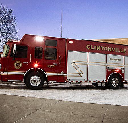 Clintonville Fire Department