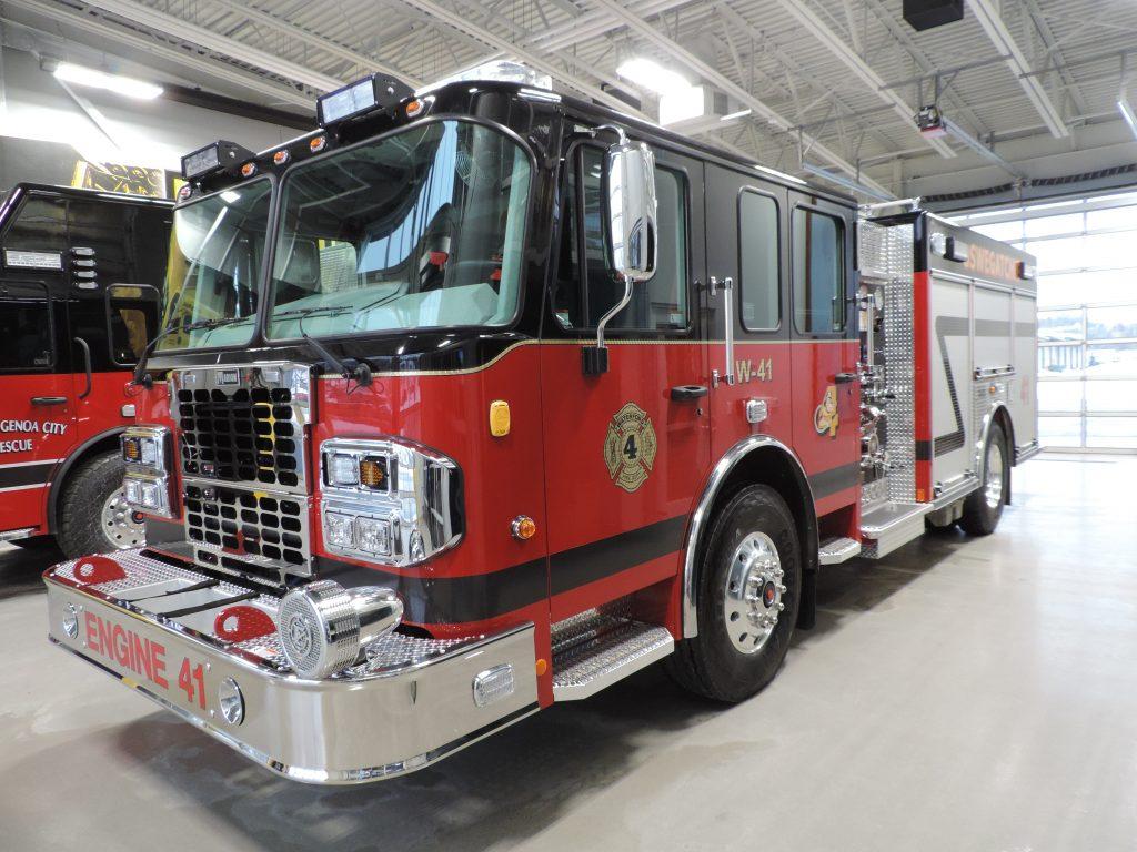 Oswegatchie Fire Department