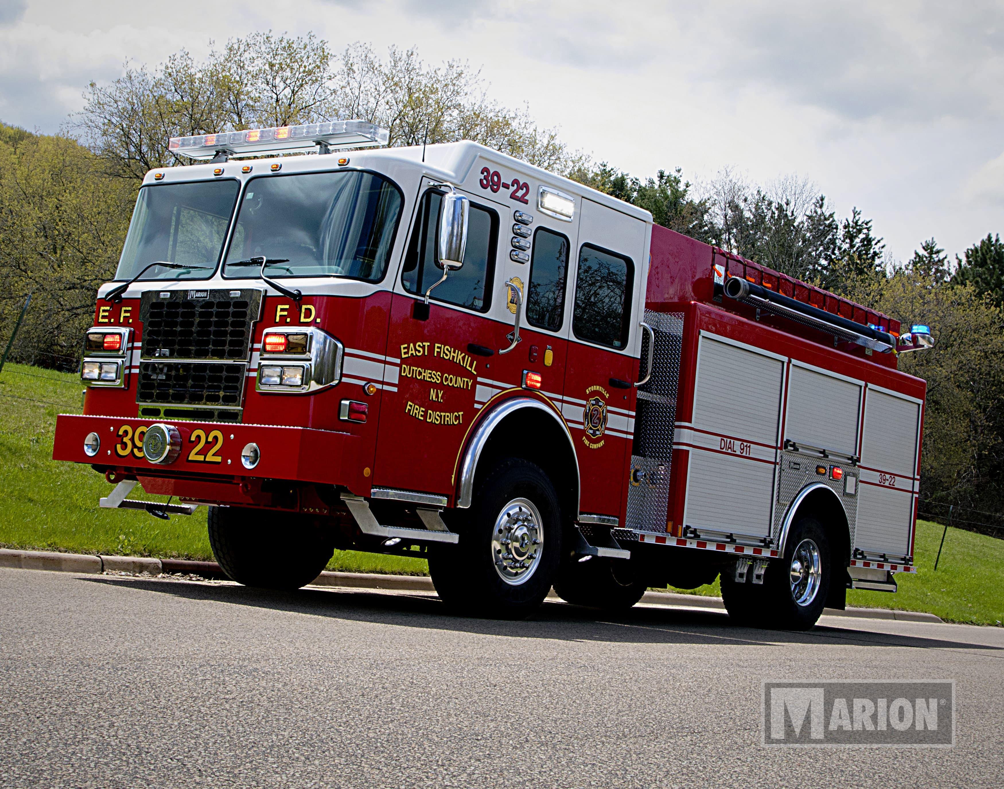 East Fishkill Fire District Pumper