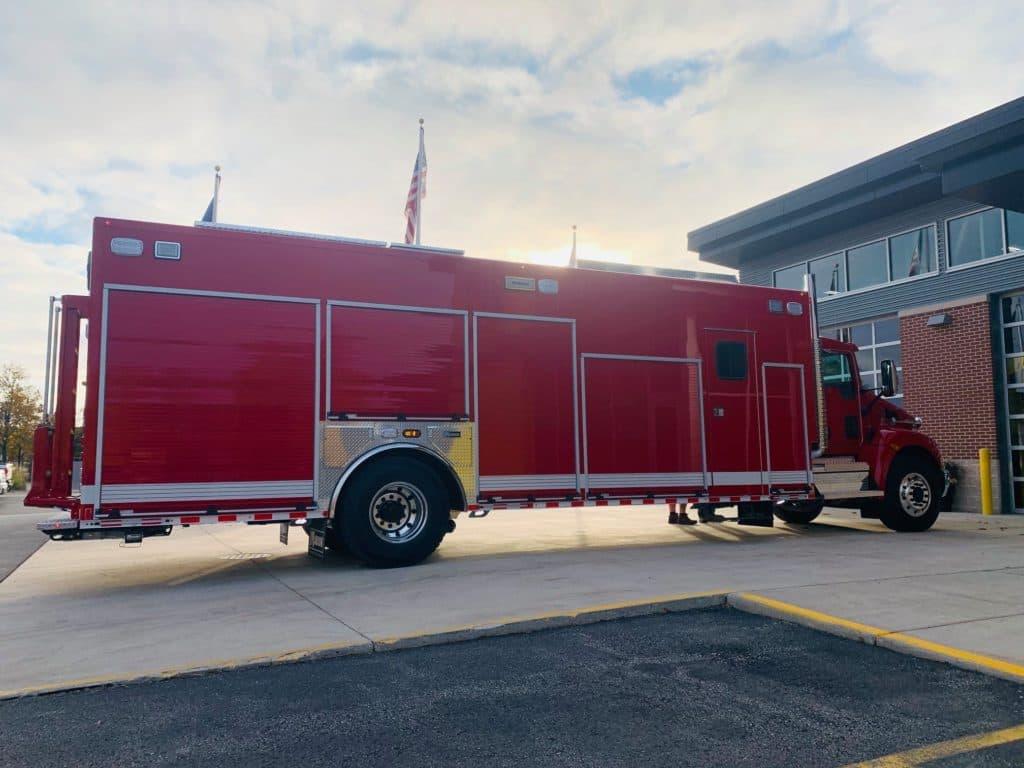 Dodgeville Fire Department