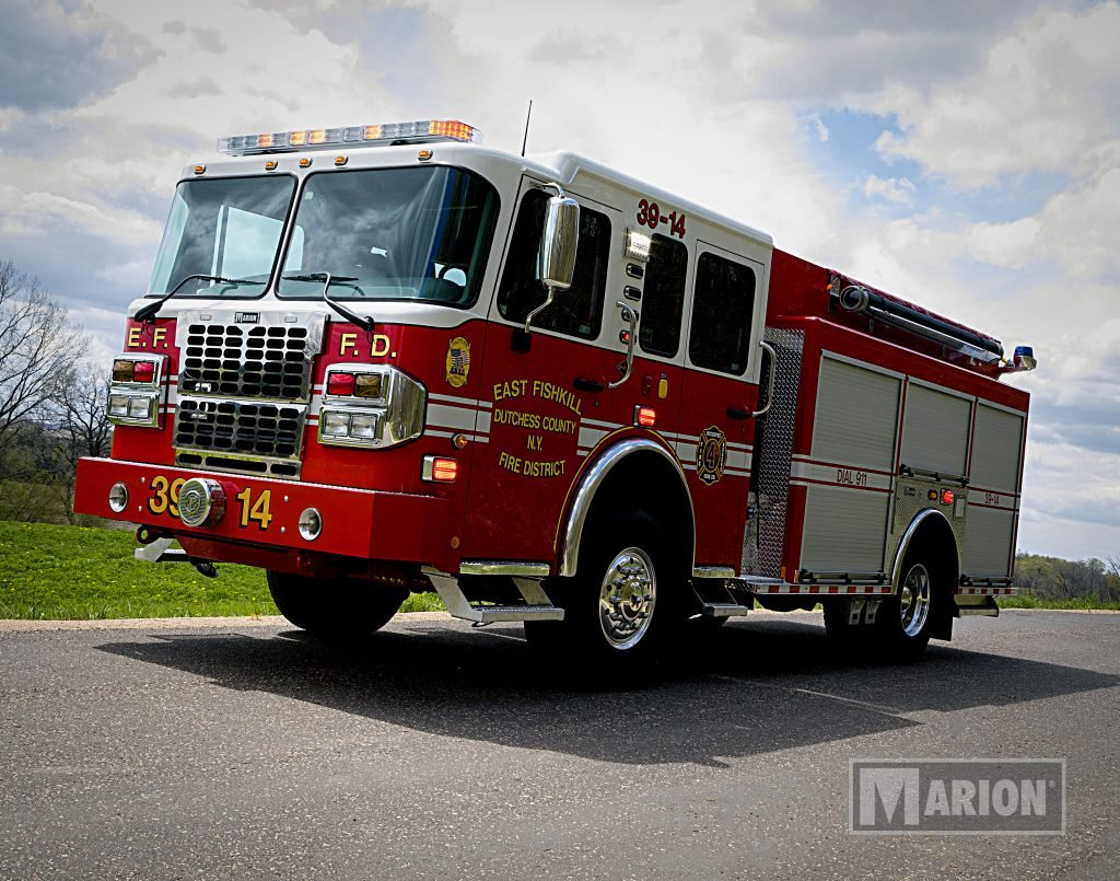 Custom Pumper Emergency Vehicle | Fire & Emergency Vehicles