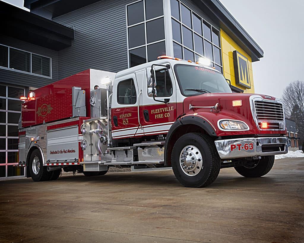 Fleetville Fire Department