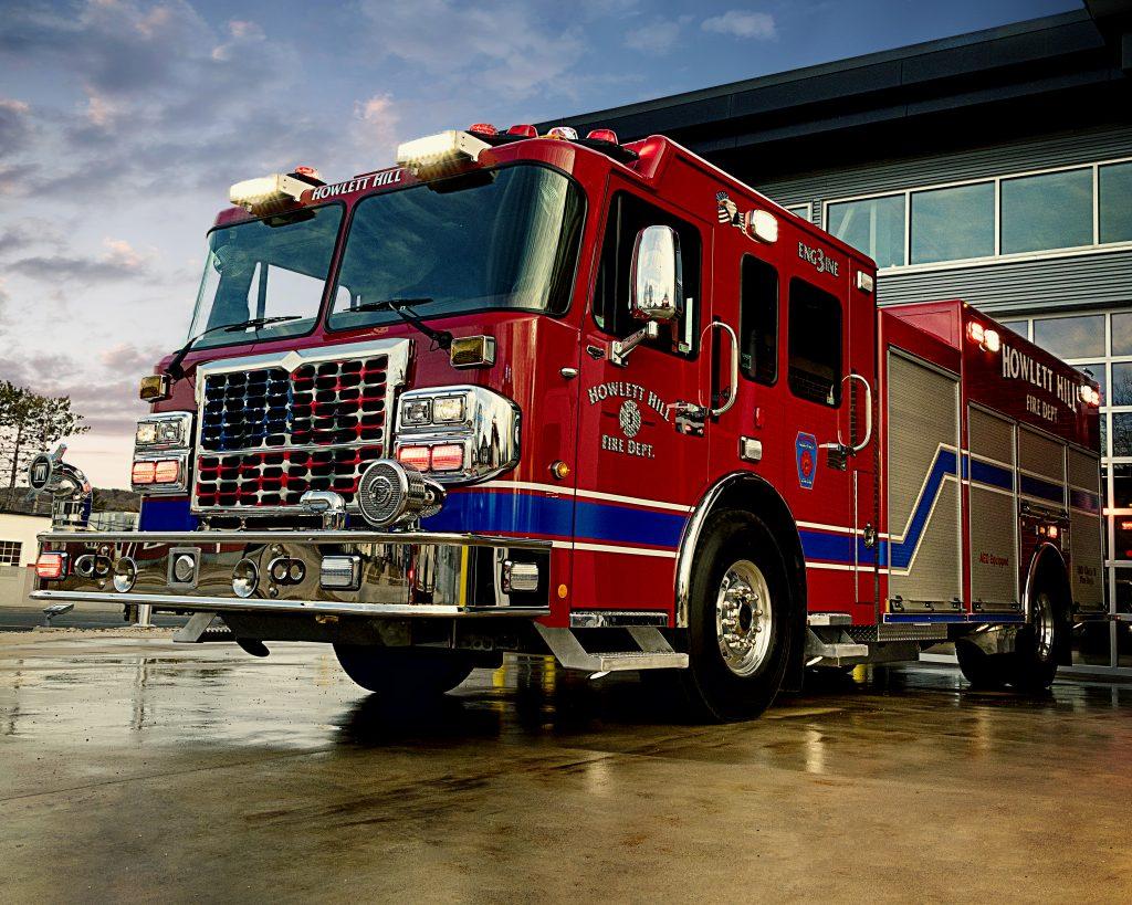 Howlett Hill Fire Department