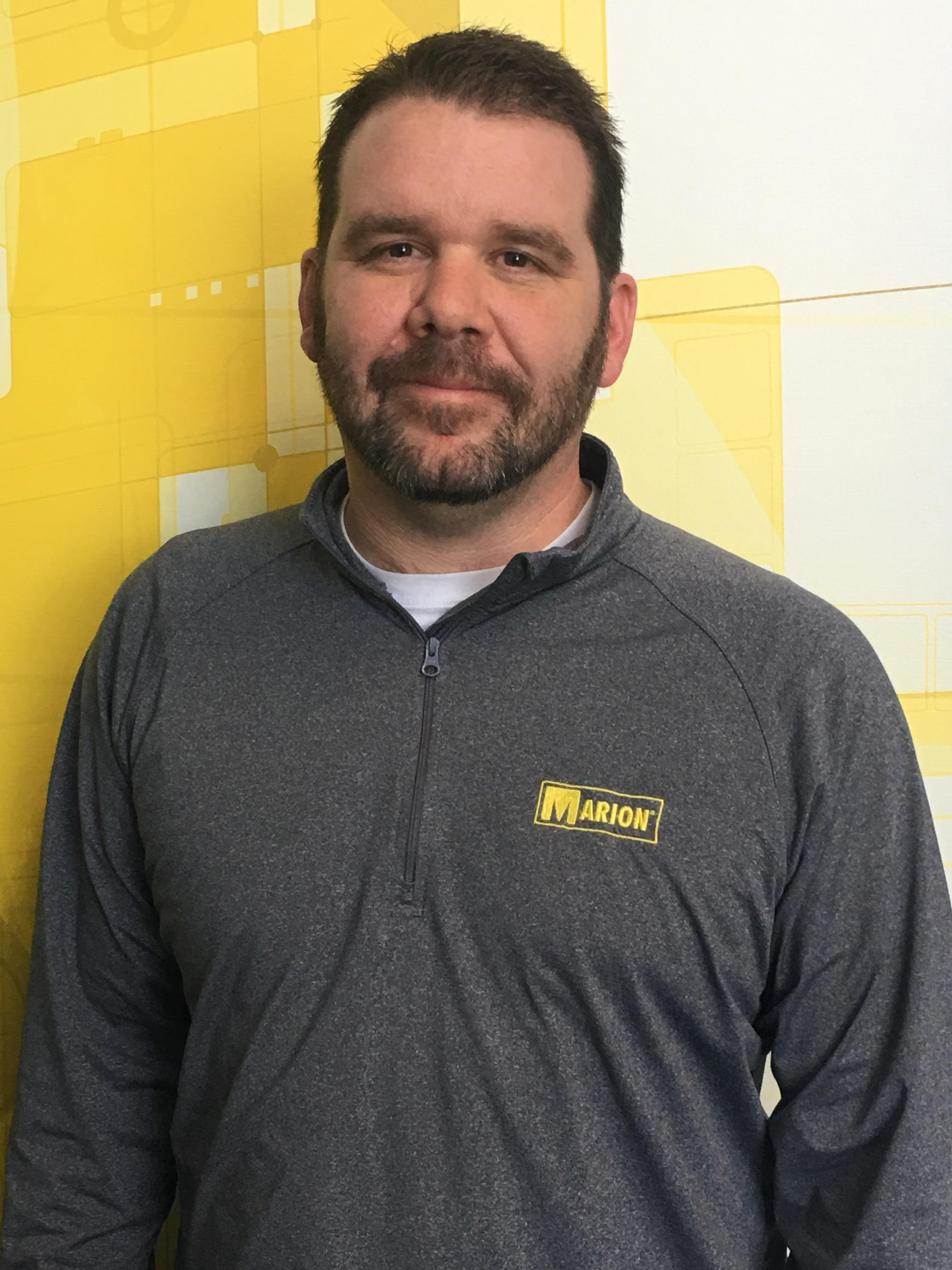 Marion Promotes Pat Flannery to Director of Manufacturing