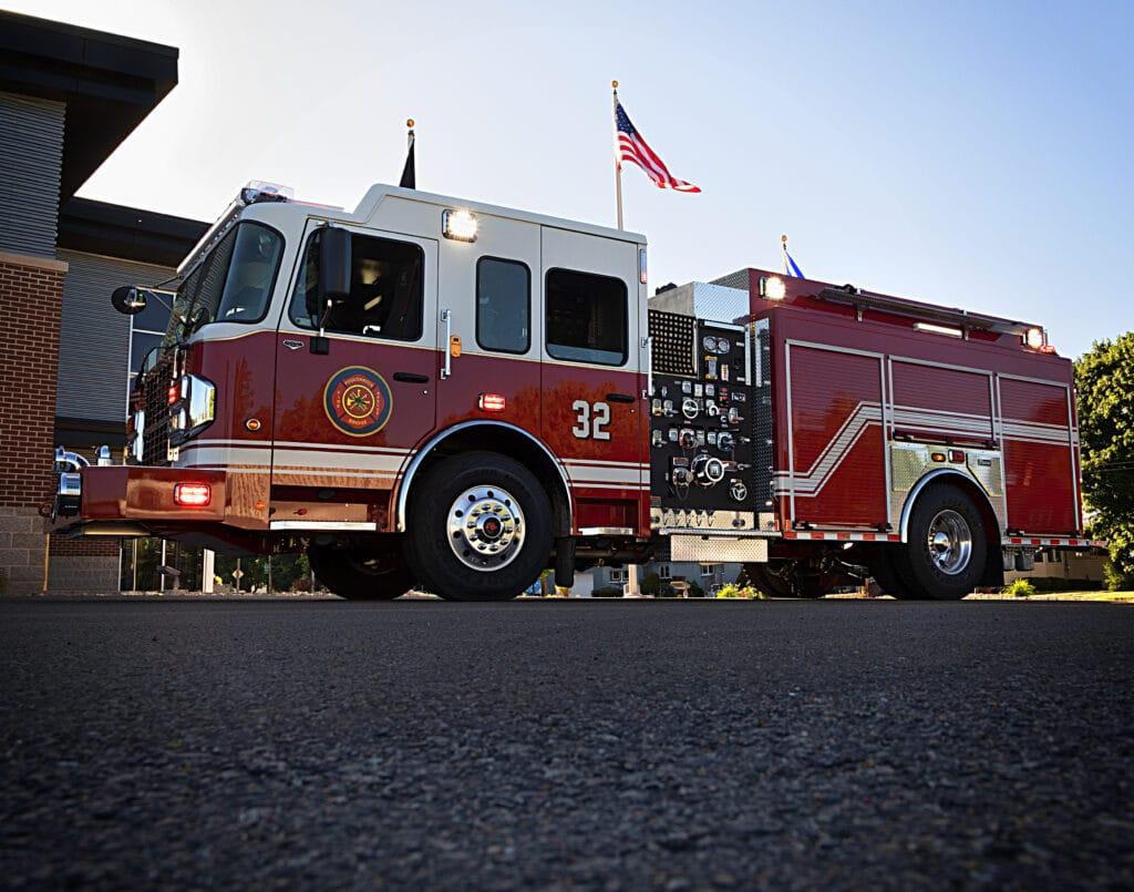 Poquonnock Bridge Fire District