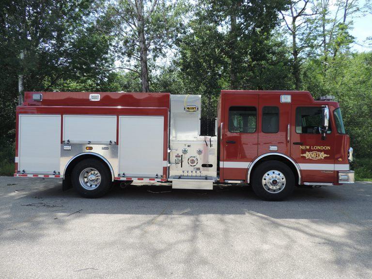 Fire Amp Emergency Recent Deliveries Blog Marion Body Works
