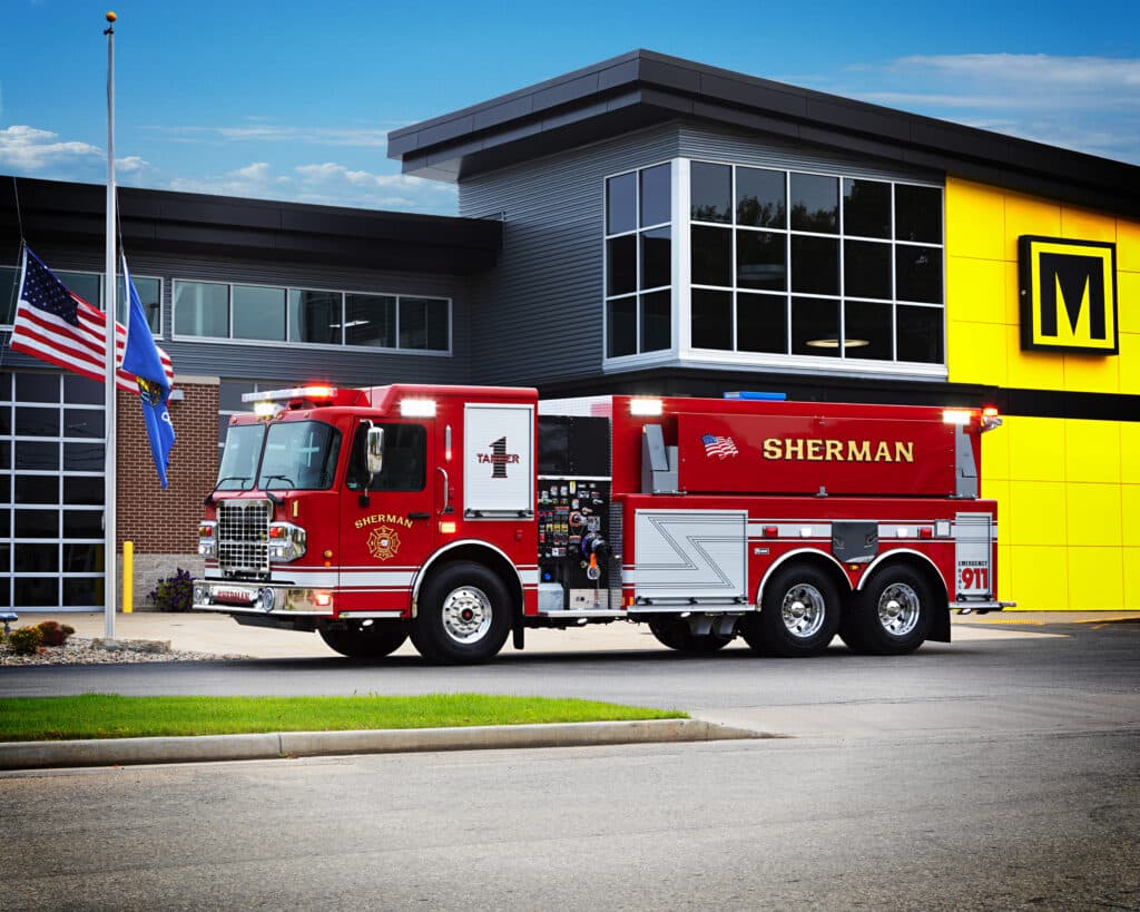 Town of Sherman Fire Department